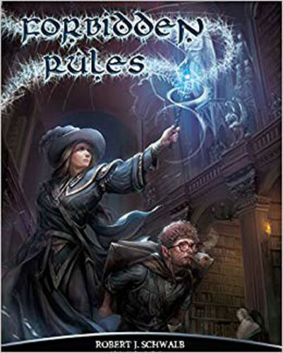 Paperback $19.99 Value Shadow of the Demon Lord Forbidden Rules SDL1632