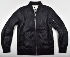 G-STAR RAW Men Jacket, Batt-A Overshirt Bomber, Black Gr. L Neu !!!