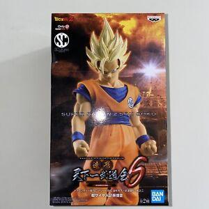 Son-Goku-Super-Saiyan-2-Dragon-Ball-Z-Banpresto-PVC-Statue-Gamestop-Exclusive