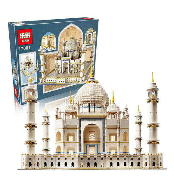 Taj Mahal Model - 5952pcs - Wonders of the World - Pls msg for color Box
