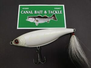 Canal-Stick-Shad-Ghost-White-7-034-5oz-Fast-Sink