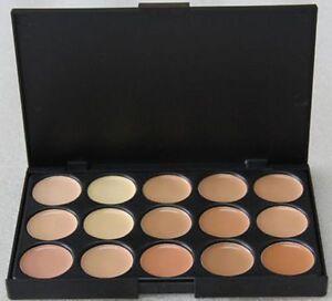 15-Colors-Face-Powder-Cream-Pro-Contour-Makeup-Concealer-Palette-Camouflage-2Y