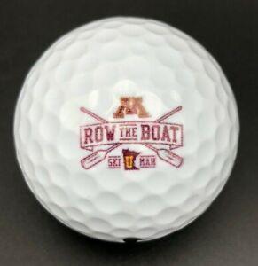Varios Por el contrario Respecto a  University of Minnesota Row The Boat Logo Golf Ball (1) Nike HyperFlight  Used   eBay