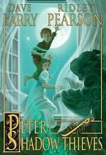 Peter and the Starcatchers: Peter and the Shadow Thieves by Dave Barry and Ridley Pearson (2007, Paperback, Revised)