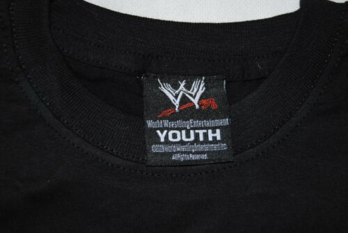 WWE JOHN CENA CENANATION T SHIRT YOUTH NEW OFFICIAL EX TOUR WRESTLING RARE
