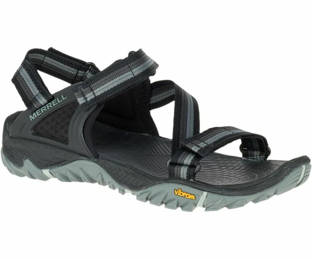 Merrell All Out Blaze Web mujer Touch Fastening Hiking Walking Sandals