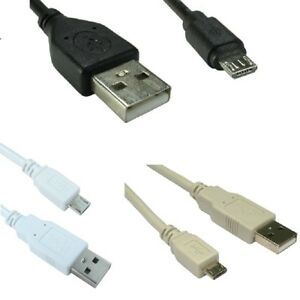 Micro-USB-Cable-Charger-Lead-For-Samsung-Galaxy-Mobile-Android-Tablet-Kindle