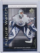 JEFF DESLAURIERS 2006-07 UD SP AUTHENTIC FUTURE WATCH LIMITED RC #053/100 #243
