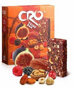 Cro Paleo Bar - Barretta energetica ispirata alla dieta PALEOLITICA 1 scatola