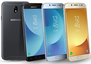 Nouveau-Samsung-Galaxy-J5-2017-SM-J530F-Debloque-4-G-LTE-16-Go-Dualsim-noir-or-bleu