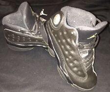 2a7452a520d32c item 4 Nike Air Jordan 13 Retro Xlll GS Altitude Black Ghost Green Youth  Shoes Sz 1.5Y -Nike Air Jordan 13 Retro Xlll GS Altitude Black Ghost Green  Youth ...