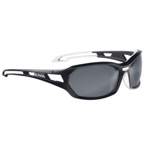 Alpina Brille Sportbrille Sonnenbrille Radbrille mit Polarisierenden Gläsern