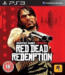 Red-DEAD-REDEMPTION-PS3-PS3-Nuovo-di-zecca-spedizione-veloce-consegna-super-veloce