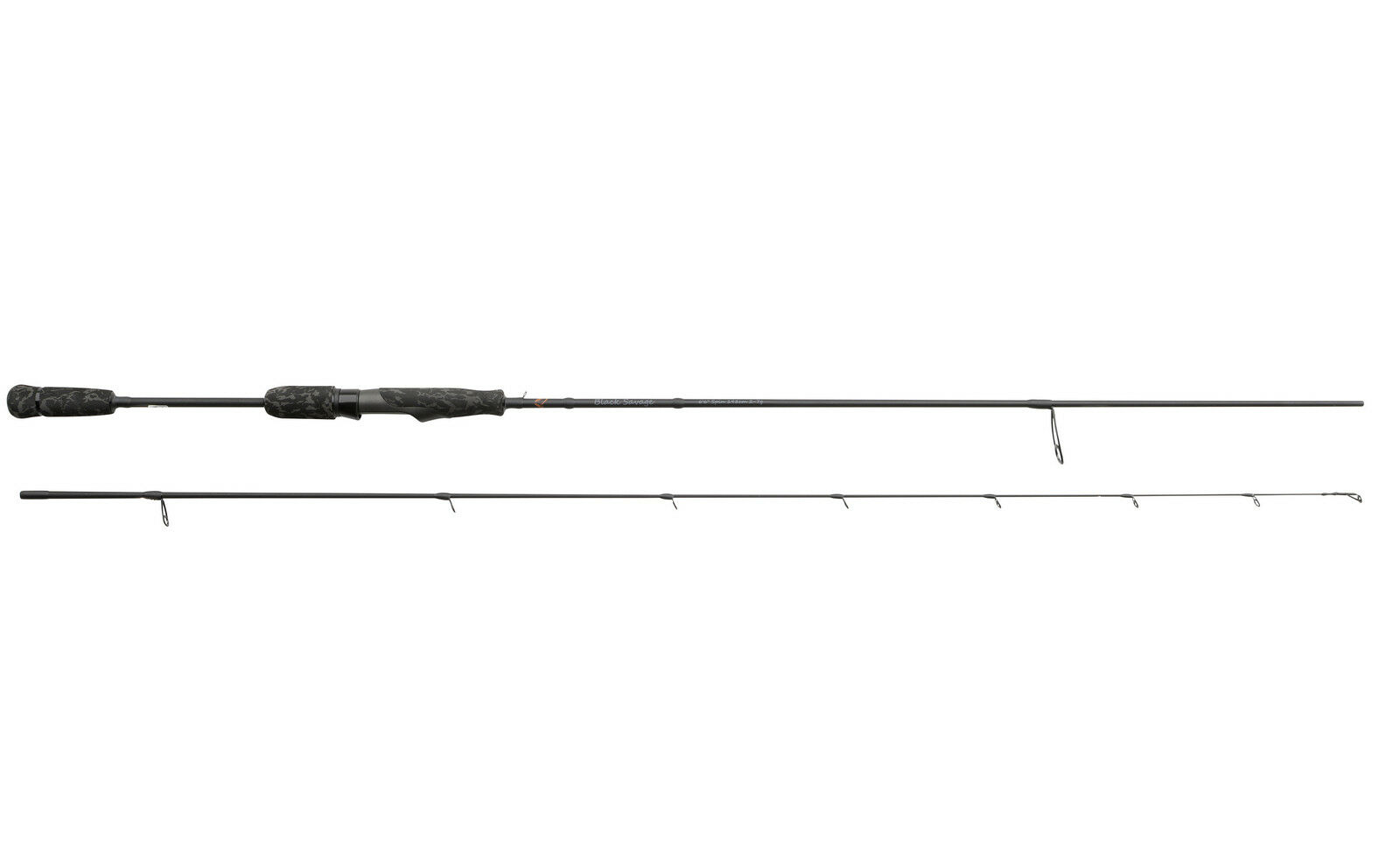 Savage Gear negro Savage Dropshot   2,23-2,33m   spinning rod   canne da pesca