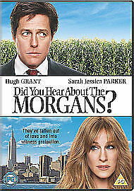 1 of 1 - Did You Hear About The Morgans? [DVD] [2009], Excellent DVD, Hugh Grant, Sarah J