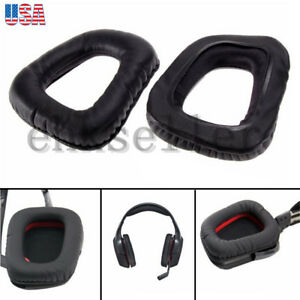 44edbc4506e Image is loading NEW-Replacement-Ear-Pads-Cushions-for-Logitech-G930-