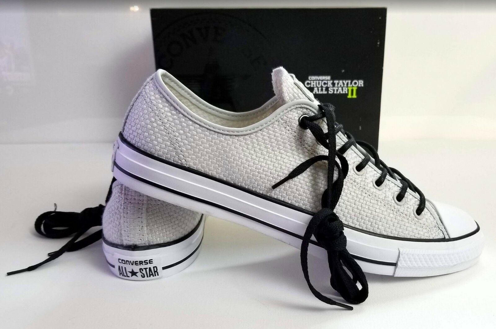 New Mens Converse Chuck Taylor All Star Ox Casual Sneakers Size 13