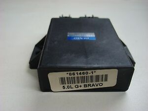 Mercruiser Bravo 5.0L ICM 861460T1 Mercury 5.0L Ignition Control Module 861460-1