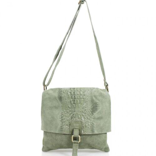 Ladies Snakeskin Real Leather Crossbody Bag Women/'s Shoulder Party Work Bag