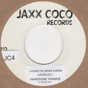 HANDSOME-FRANKIE-LOVING-YOU-MORE-amp-MORE-JAXX-COCO-JC4-Soul-Northern-Motown