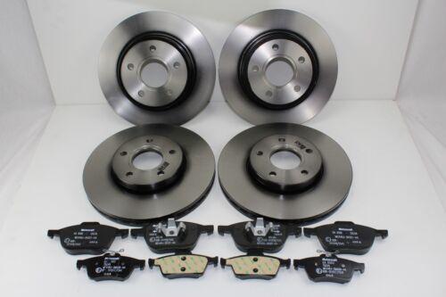hinten Ford Focus MK3 59990000 Bremsbeläge vorne Original Bremsscheiben