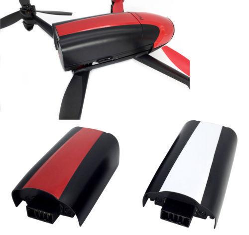 2 x 4000mAh 11.1V Lipo Battery batterie For Parred Parred Parred Bebop 2 Drone d72127
