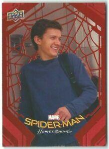 Spiderman-2017-UD-Marvel-Spider-Man-Homecoming-Card-5-Red-Foil-19-199