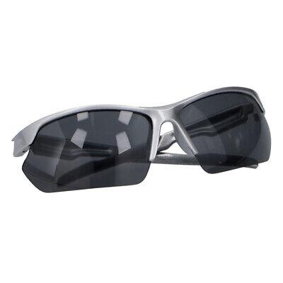 Occhiale Da Sole Sportivo Penn Unisex Grigio Metallizzato Con Lenti Grigie Disabilità Strutturali