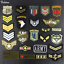 Patch-Toppa-Esercito-Militare-Military-AirBorne-AirForce-Ricamata-Termoadesiva Indexbild 1
