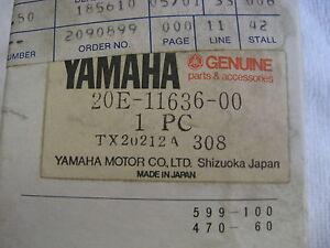 Yamaha OEM NOS 0.50mm os piston 20E-11636-00 YT175K  #3165