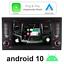 Indexbild 1 - 32GB Carplay Android Auto 10 Navi Autoradio DVD GPS für Audi A4 S4 RS4 Seat EXEO
