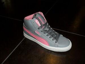 Jr Milieu 002 Chaussures Cuir Femme 37 Puma Nr Fille 357204 Fw13 wZqWI64n7a