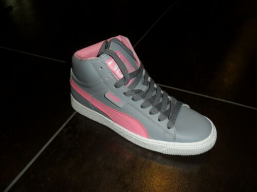 FW13 PUMA NR 39 MID JR SHOES GIRL WOMEN'S SHOES 357204 002 LEATHER