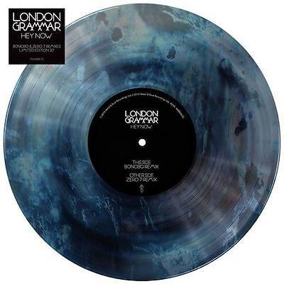 """LONDON GRAMMAR HEY NOW VINILE 10"""" COLORATO NUOVO RECORD STORE DAY 2014 NUOVO"""
