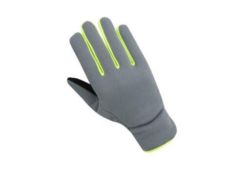 Men/'s Women/'s Carpenter Guanti da lavoro Completo Finger Guanti Leggera workwear