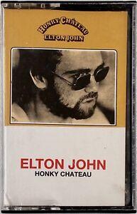 ELTON JOHN Honky Chateau - Rare Promo Cassette Tape (1995 Rocket Records)