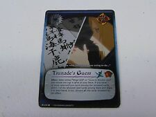 NARUTO TSUNADE'S GUESS PROMO FOIL CARD CCG OUT OF PRINT!!   gm424