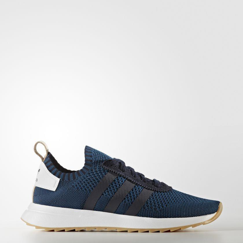 ADIDAS FLB W PK FLASHBACK PRIMEKNIT BY9911 LEGEND INK NAVY PETRO NIGHT WHITE GUM
