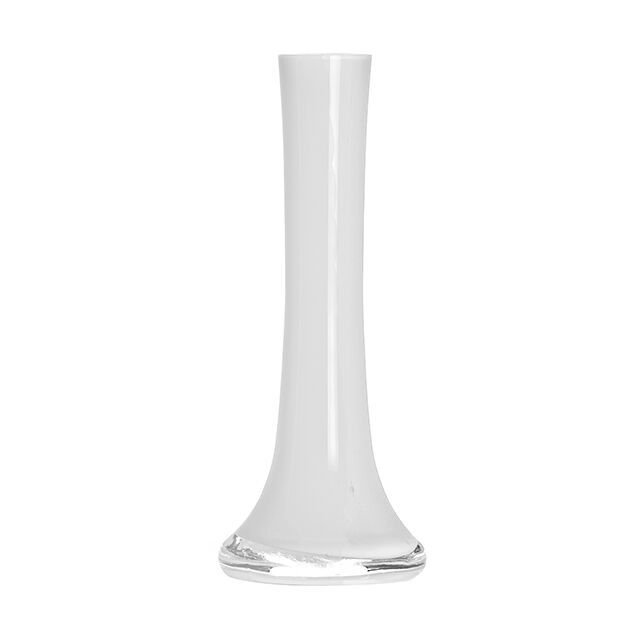 Weiß Narrow Lily Vase 20cm Floral Weddings Home Events Oasis Type sku CB