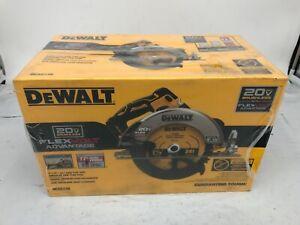 DeWalt DCS573B 20V MAX BL Li-Ion 7-1/4 in. Circular Saw (Tool Only), N SEALED