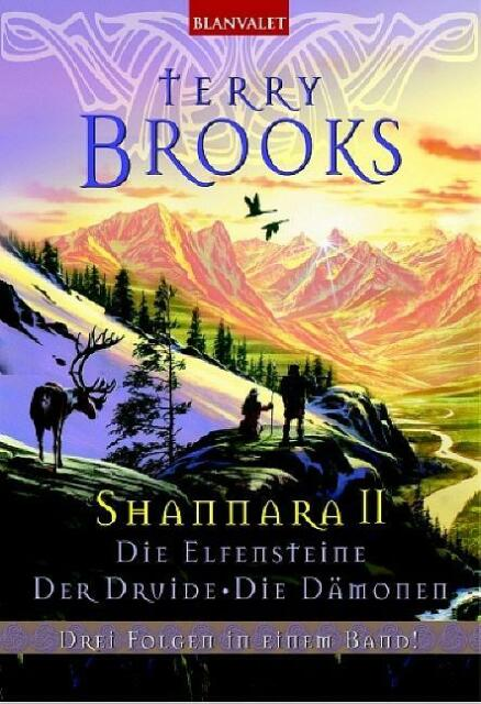 Brooks, Terry - Shannara II Die Elfensteine - Der Druide - Die Dämonen /4