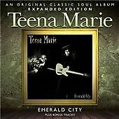 Teena Marie - Emerald City (Expanded Edition) [CD] NEW AND SEALED