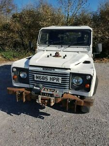 Land Rover Defender 90 County Pack Hardtop 300 Tdi Spares