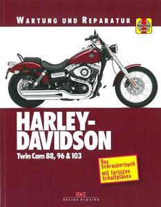 Bekomme Eins Gratis Harley-davidson Twin Cam 88 96 & 103 Reparaturanleitung/reparaturbuch/handbuch Kaufe Eins