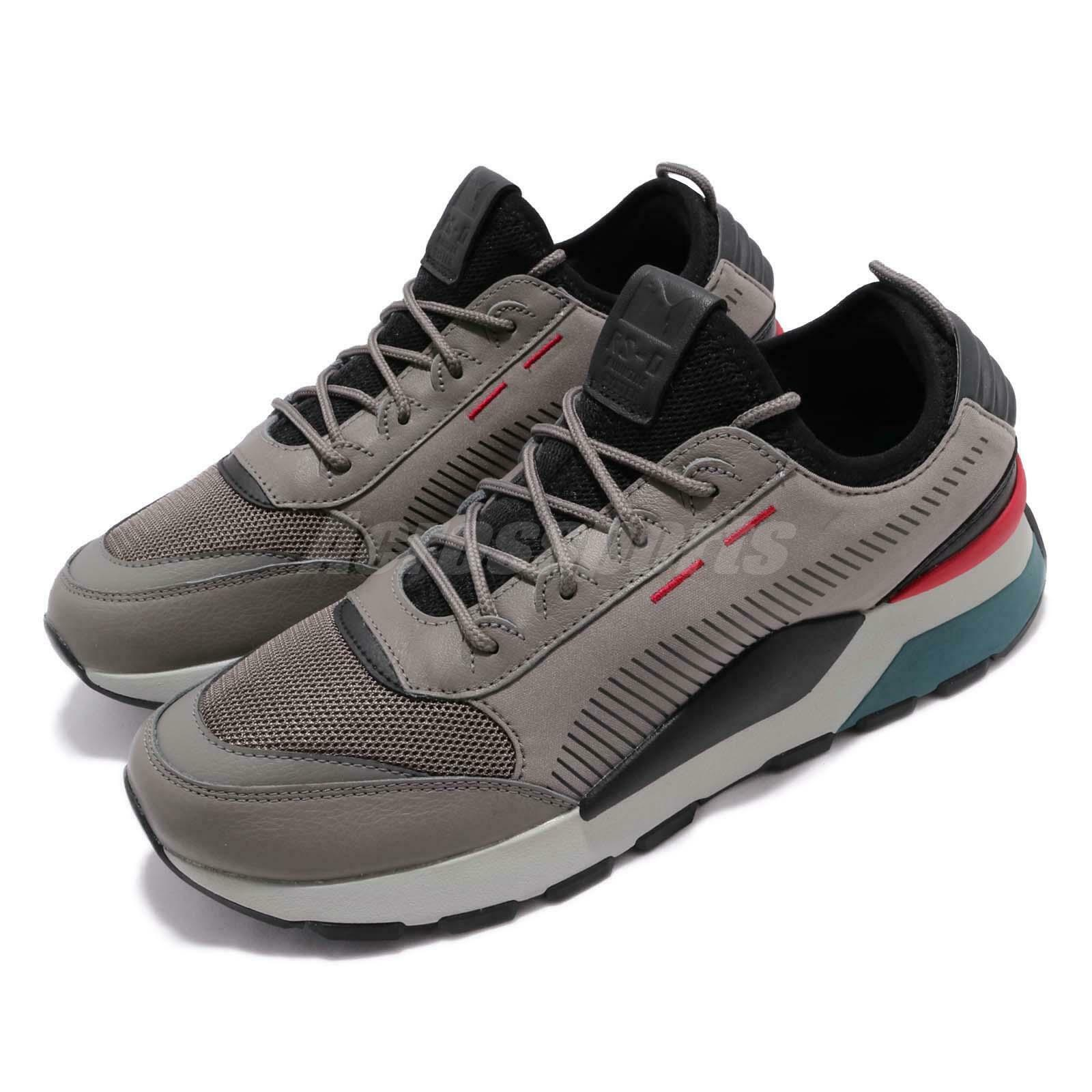 competitive price 6a376 10621 Running Tracks RS-0 Puma System shoes 369362-01 Sneaker Men ...
