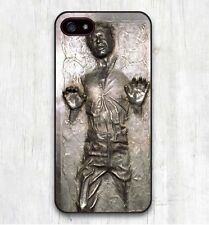 STAR Wars Han Solo congelato in carbonato di iPhone 5 5s se Protettiva Hard Case Cover