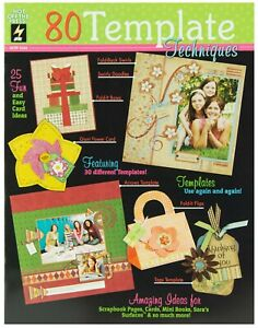 80 Templates Techniques by Hot Off The Press Paper Pizazz