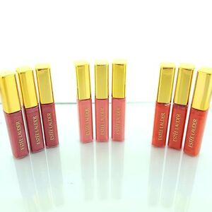 estee lauder color mini lip gloss 3 colors of your