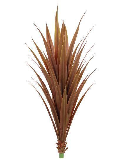 ONE ARTIFICIAL YUCCA IN OUTDOOR PALM TREE BUSH BUSH BUSH 4' PLANT ARRANGEMENT TOPIARY IVY f22972