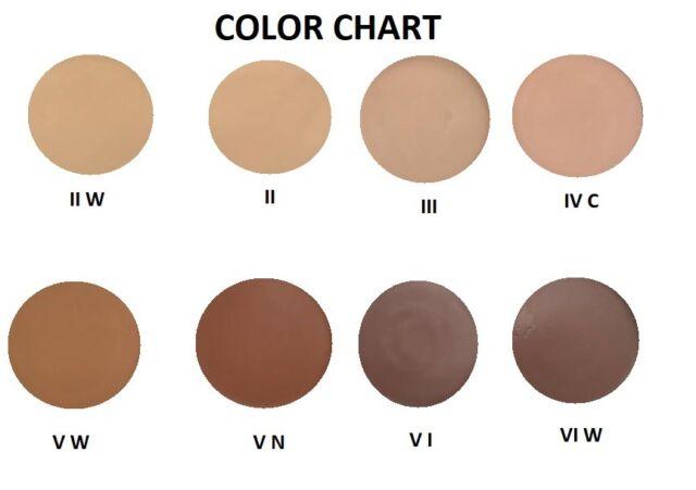 Mirabella Skin Tint Cream To Powder Foundation Ii N Ebay